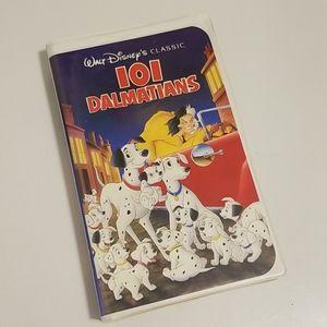 Disney 101 Dalmatians VHS The Classics